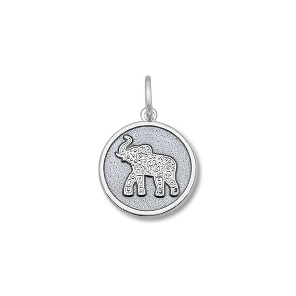 Elephant 19mm Pewter