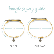 Load image into Gallery viewer, Adventure Awaits Bangle Bracelet