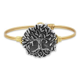 Wishing Tree Bangle Bracelet