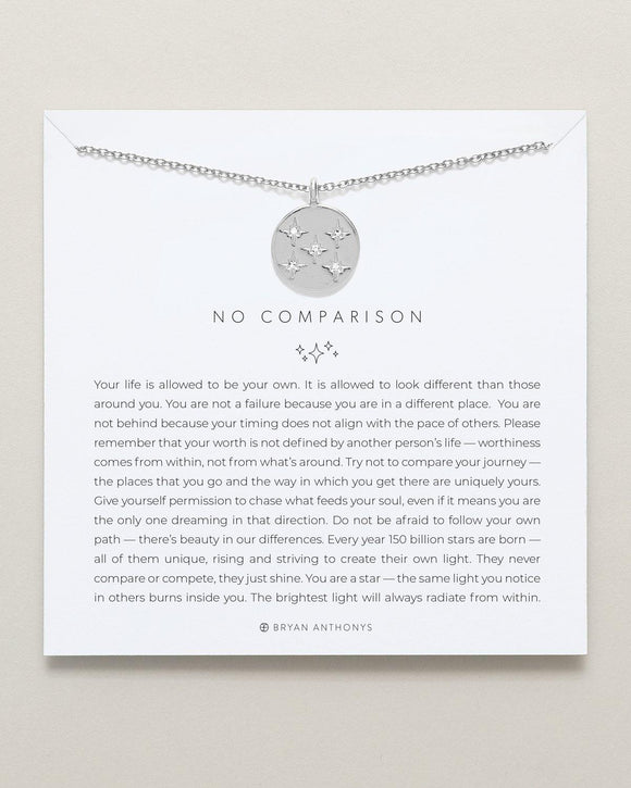 No Comparison Necklace