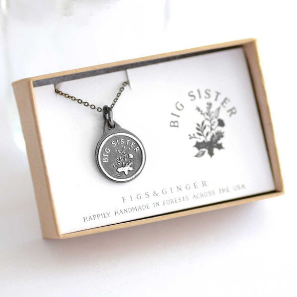 Big Sister Necklace