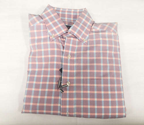 Classic Murray Shirt Bourel Plaid