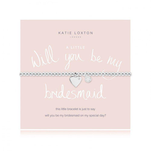 a little WILL YOU BE MY BRIDESMAID - The Silver Dahlia