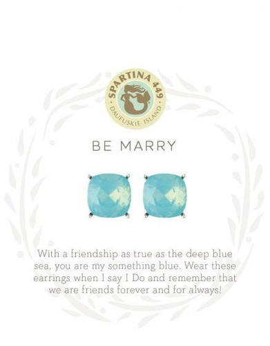 Be Marry/ Something Earrings