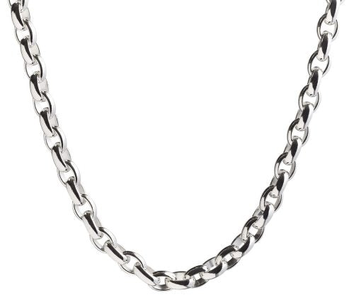 Signature Rolo Chain 4mm 18