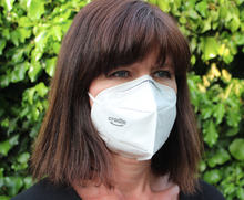 Load image into Gallery viewer, Cradle KN95 protective anti-virus respirator mask supporting the NHS