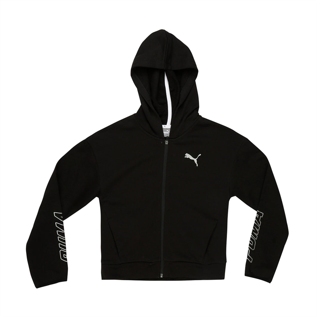 Alpha Hooded Sweat Jacket