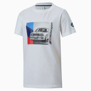 BMW MMS Kids Graphic Tee