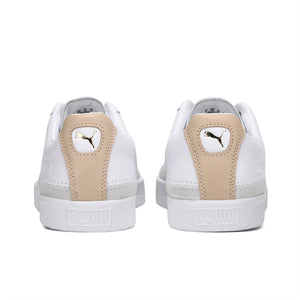 Basket Trim Block Shoes