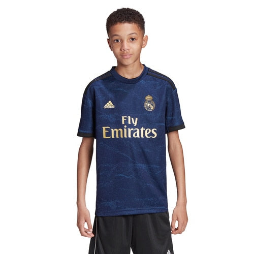 Kids-Boys adidas Football Real Madrid Away Jersey
