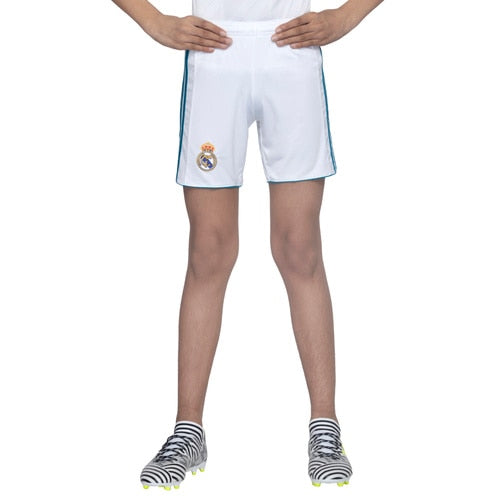 Kids' adidas  FOOTBALL REAL Madrid Home SHORTS