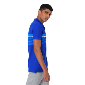 ESS+ Stripe Polo