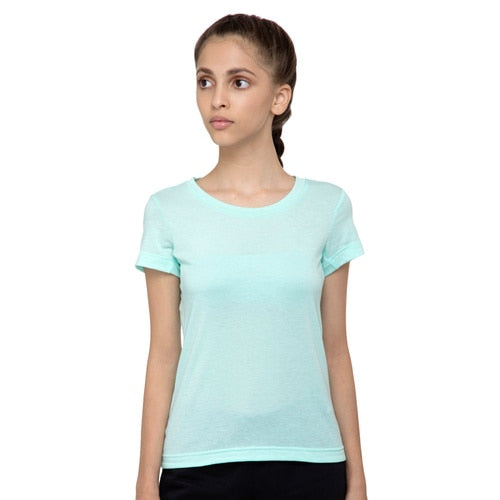 YOUNG GIRLS' ADIDAS TRAINING PRIME TEE