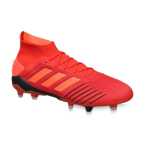 MEN'S ADIDAS FOOTBALL PREDATOR 19.1 FIRM GROUND BOOTS