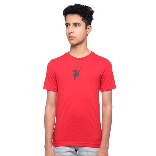 Kids-Boys adidas Football Manchester United FC Graphic Tee