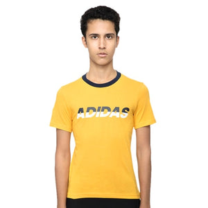 Young Boys' adidas Training Logo Graphic Tee