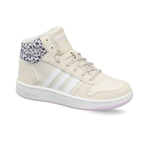 KIDS-UNISEX ADIDAS SPORT INSPIRED HOOPS MID 2.0 SHOES