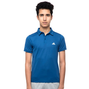 Young Boys' adidas Essentials Court Polo T-Shirt