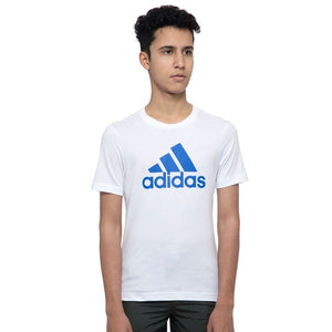 YOUNG BOYS' ADIDAS MUST HAVES BADGE OF SPORT TEE