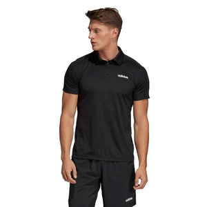 MEN'S ADIDAS D2M POLO T-SHIRT