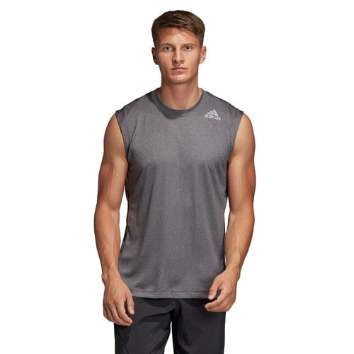 Men's adidas Training Freelift 360 Fitted Climachill Sleeveless Tee