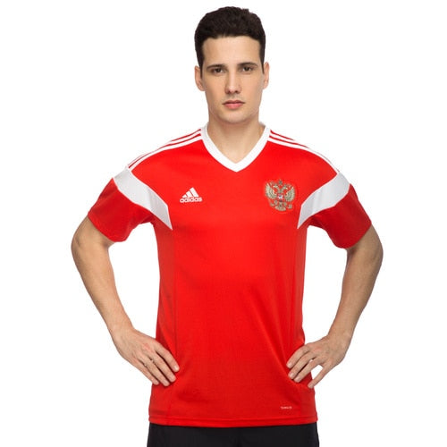 MEN'S ADIDAS FOOTBALL RUSSIA HOME JERSEY
