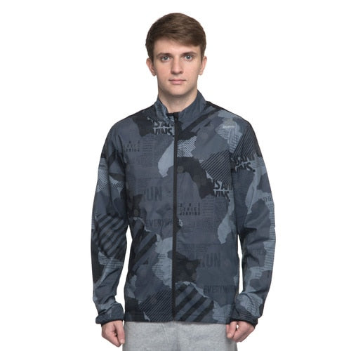 men's REEBOK RUNNING OSR REFLECT JACKET