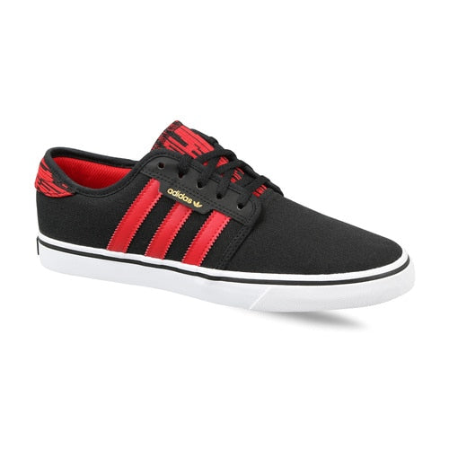 men's ADIDAS SKATEBOARDING SEELEY VULCANIZED SHOES