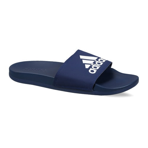 MEN'S ADIDAS SWIM ADILETTE CLOUDFOAM PLUS LOGO SLIDES