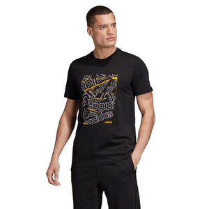 Men's adidas Training Big Graphic Tee
