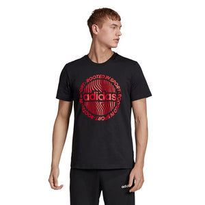 Men's adidas Circled Graphics Tee