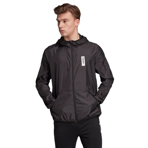 Men's adidas Brilliant Basics Windbreaker