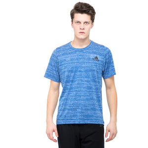 Men's adidas Training Freelift Tech Heathered T-Shirt