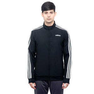 Men's adidas Essentials 3-Stripes Woven Track Top