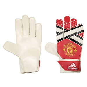 UNISEX adidas YOUNG PRO Manchester United FC GOALKEEPER GLOVES
