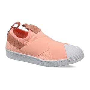 WOMEN'S ADIDAS ORIGINALS SUPERSTAR SLIP-ON SHOES