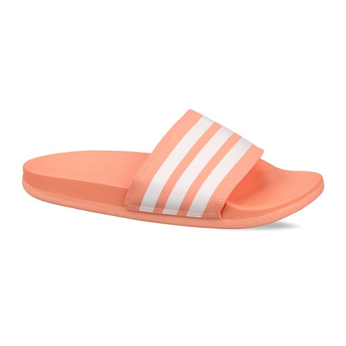 WOMEN'S ADIDAS SWIM ADILETTE CLOUDFOAM PLUS 3-STRIPES SLIDES
