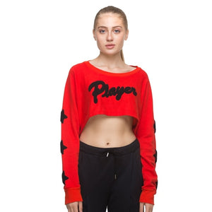 Women's Originals Cropped Top Sweat Shirt