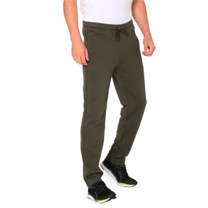 Zippered Terry Pants