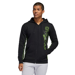 Men's adidas Basketball Dame Star Wars Aurebesh Hoodie