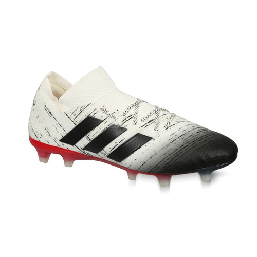MEN'S ADIDAS FOOTBALL NEMEZIZ 18.1 FIRM GROUND BOOTS