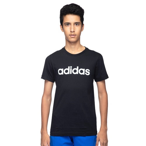 YOUNG BOYS' ADIDAS LINEAR TEE