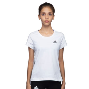 YOUNG GIRLS ADIDAS ESSENTIALS ID VFA TEE