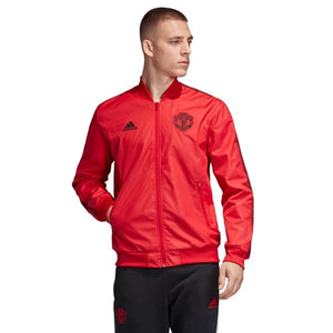 Men's adidas Football Manchester United Anthem Jacket