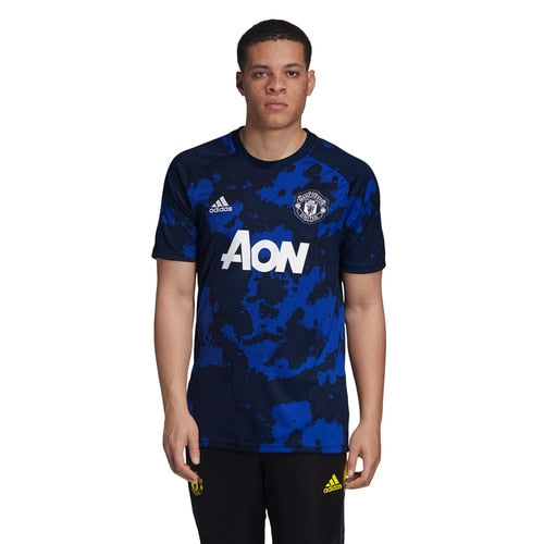 Men's adidas Football Manchester United Home Pre-Match Jersey