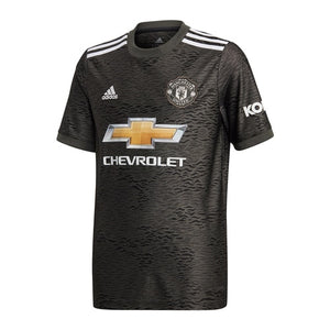 Kids-Boys adidas Football Manchester United Away Jersey