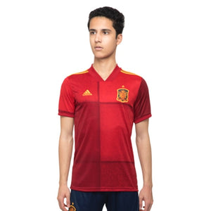 Young Boys' adidas Football Spain Home Jersey