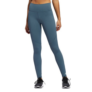 Women's adidas Training Believe This 2.0 3-Stripes Mesh Long Tights