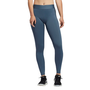 Women's adidas Training Alphaskin 3-Stripes Long Tights