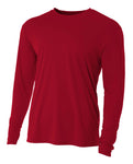 5050 Men's Cooling Performance Long Sleeve Crew